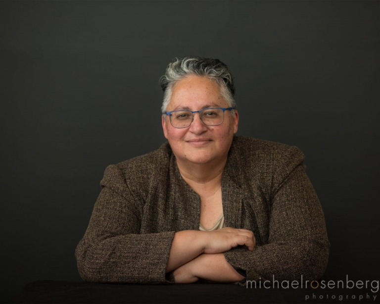Martha Zuniga: More Than Our Scars Portrait Session with Michael Rosenberg Photography and Komen Puget Sound