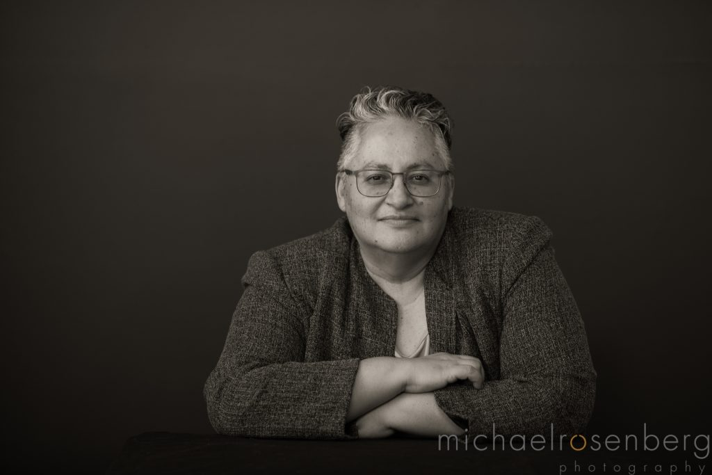 Martha Zuniga: More Than Our Scars Portrait Session with Michael Rosenberg Photography