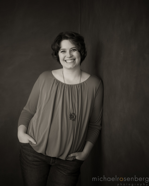 Kathleen Sutton: More Than Our Scars Portrait Session with Michael Rosenberg Photography
